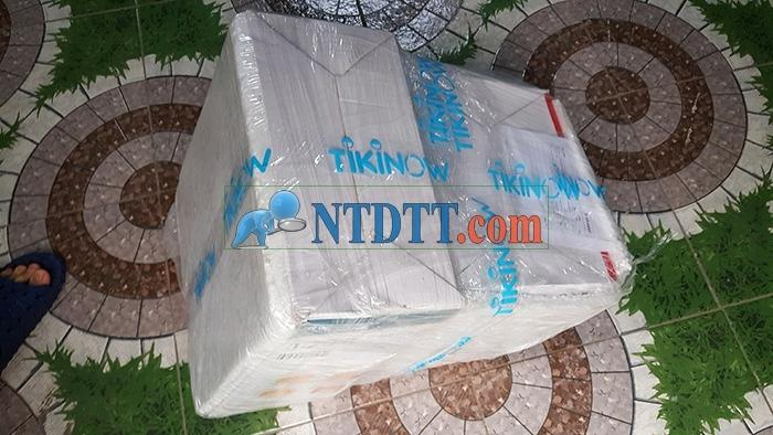 Ảnh sản phẩm thực tế mua tại Tiki-vn từ Người Tiêu Dùng Thông Thái