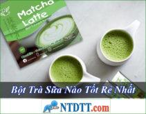 Bột Trà Sữa Nào Tốt Rẻ Nhất Hiện Nay ?