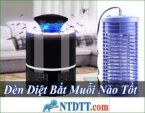 Đèn Bắt Diệt Muỗi NàoTốt Rẻ Nhất Hiện Nay ?