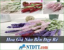 Hoa Giả Nào Tốt Rẻ Nhất Hiện Nay ?