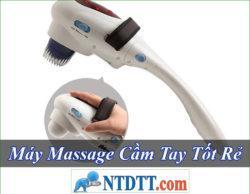 Máy Massage Cầm Tay Nào Tốt Rẻ Nhất Hiện Nay 2020?