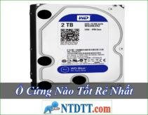 Ổ Cứng SSD – HDD Nào Tốt Rẻ Nhất Hiện Nay 2020?