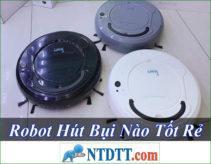 Robot Hút Bụi Nào Tốt Rẻ Nhất Hiện Nay 2020?