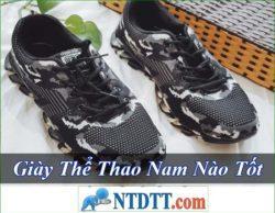 Giày Thể Thao Nam nào tốt rẻ nhất hiện nay 2020?