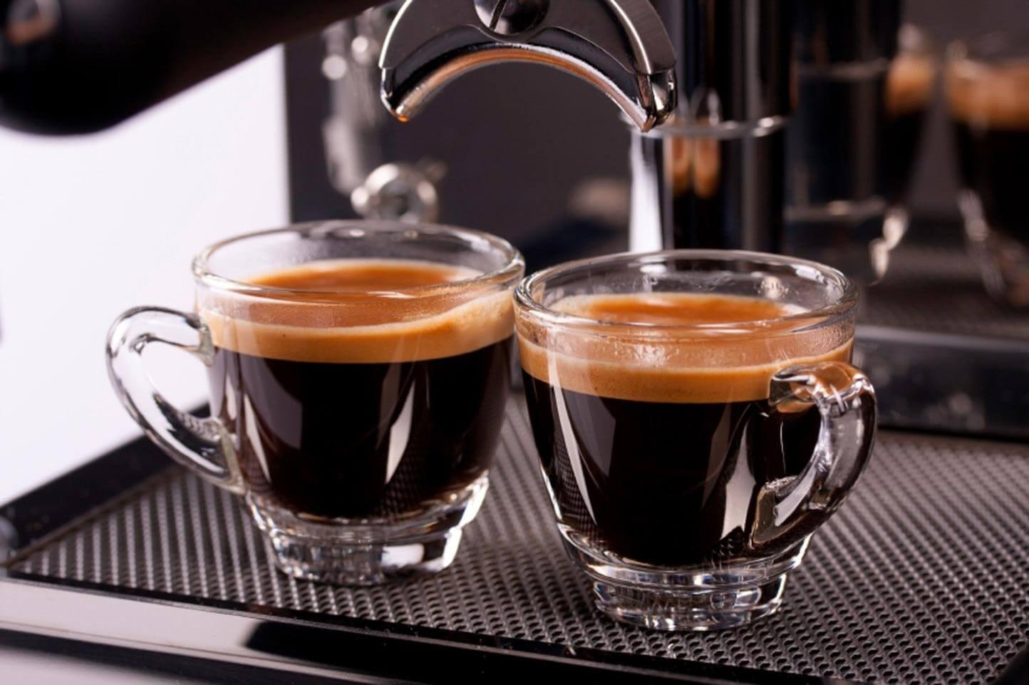 Cà phê Espresso đậm đặc