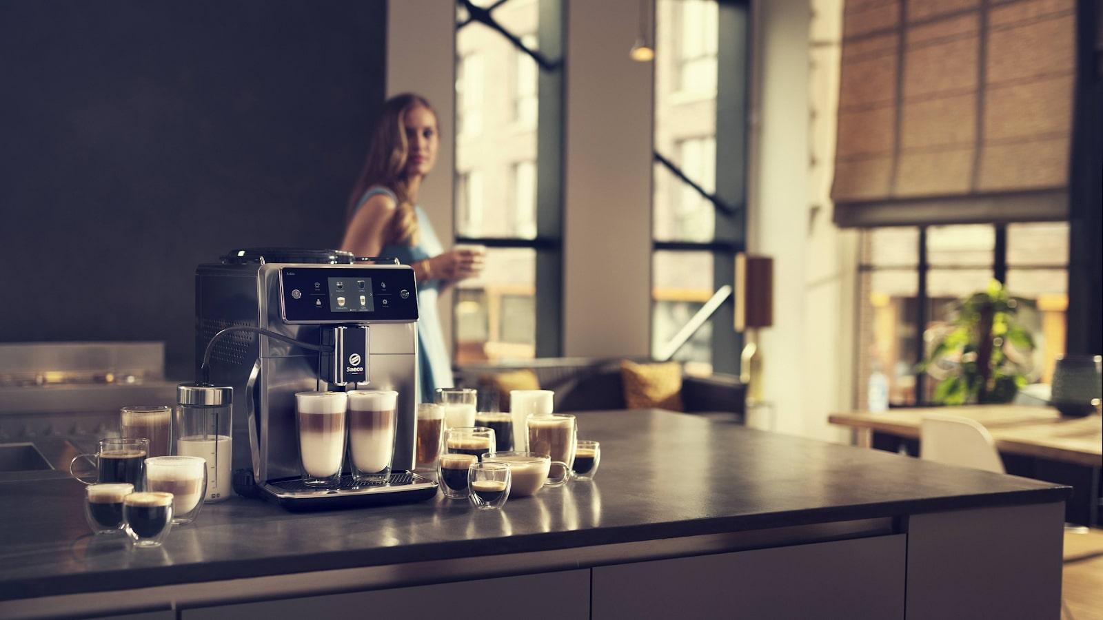 chọn máy pha cà phê