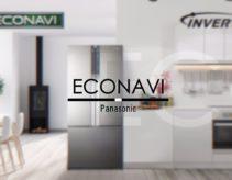Cảm biến Econavi là gì? Tác dụng của cảm biến Econavi trên máy giặt, tủ lạnh