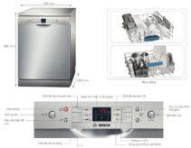 Top 15 máy rửa bát gia đình tốt nhất tiết kiệm nước giá từ 5tr