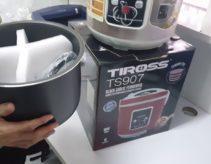 Đánh giá máy làm tỏi đen Tiross có tốt không?