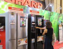Đánh giá tủ lạnh Sharp inverter tốt không, giá bao nhiêu, mua loại nào