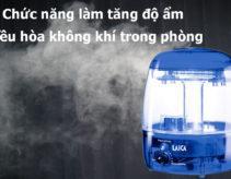 Đánh giá máy tạo ẩm Laica có tốt không chi tiết?