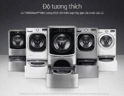 10 máy giặt LG mới nhất 2019 tiết kiệm điện nước đa năng giá từ 7tr