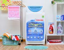 Đánh giá máy giặt Toshiba có bền không, các lỗi thường gặp là gì