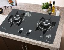 5 bếp ga âm của Ý tốt nhất cao cấp an toàn chống tia lửa giá từ 2tr5