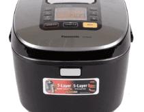 Review nồi cơm điện cao tần Panasonic SR-HB184KRA tốt không, giá bán