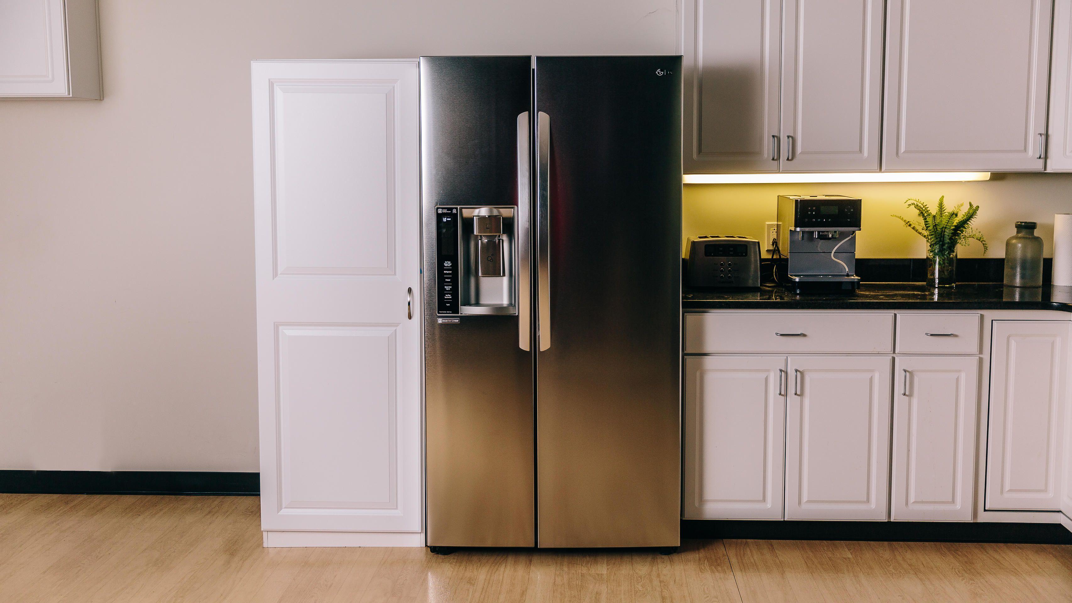 Tủ lạnh Side by Side có thiết kế sang trọng