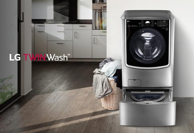 Máy giặt LG 9kg hiện đại