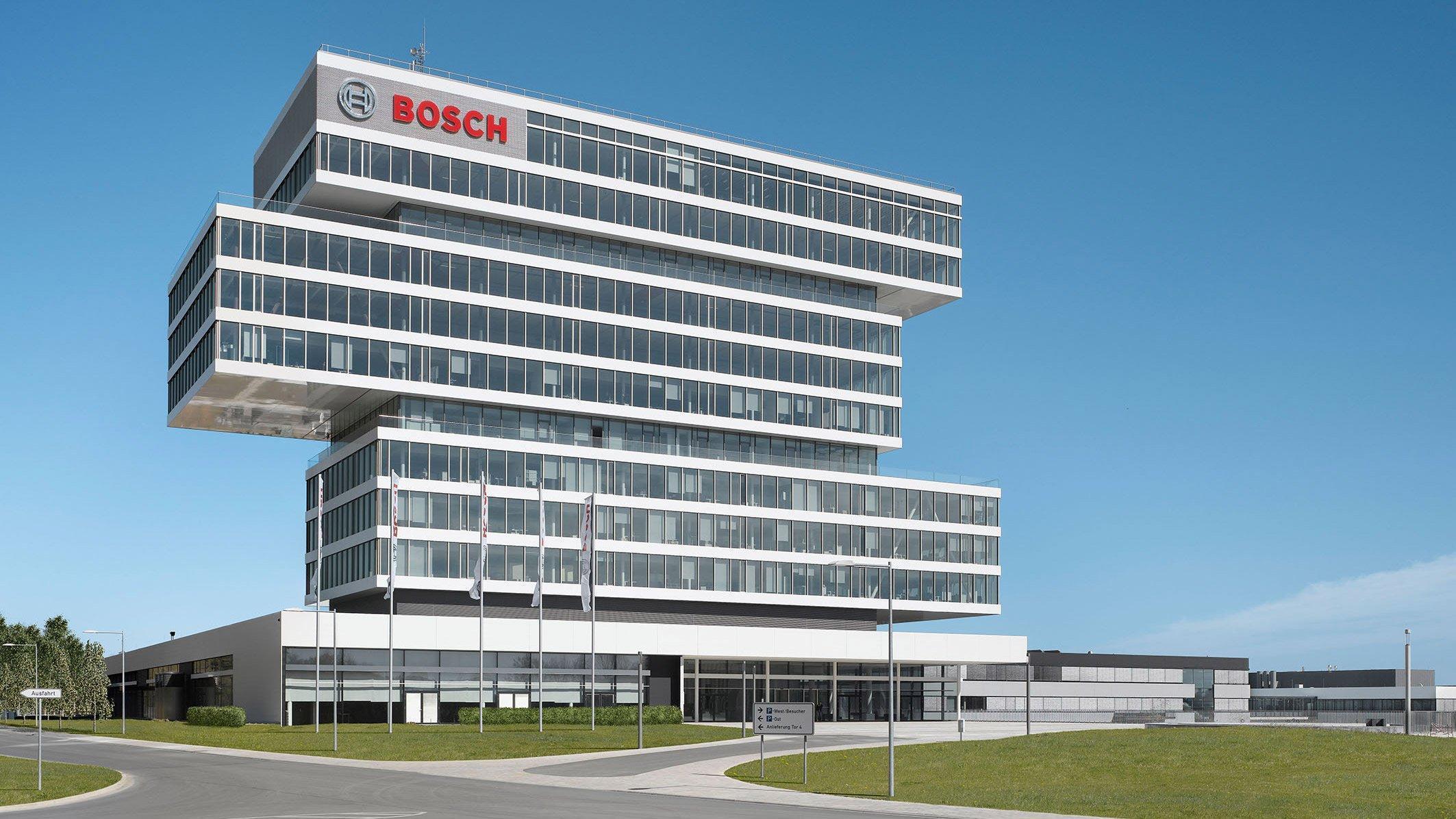 Trụ sở Bosch tại Việt Nam
