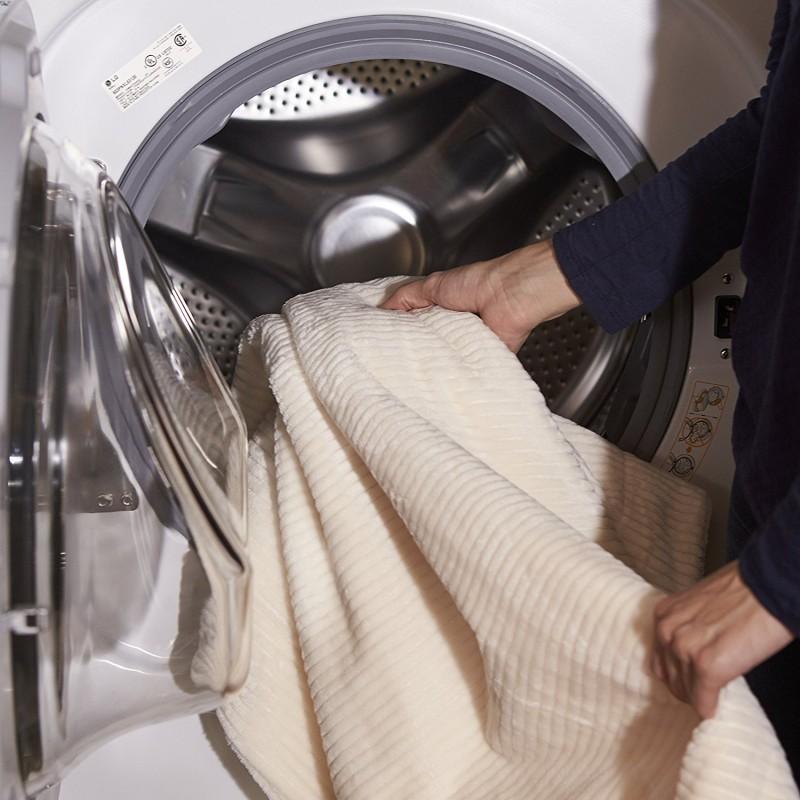 Mua máy giặt nào giặt được chăn