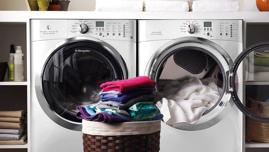 Máy giặt Inverter có hiệu quả giặt tẩy cao và tiết kiệm điện nước hơn rất nhiều