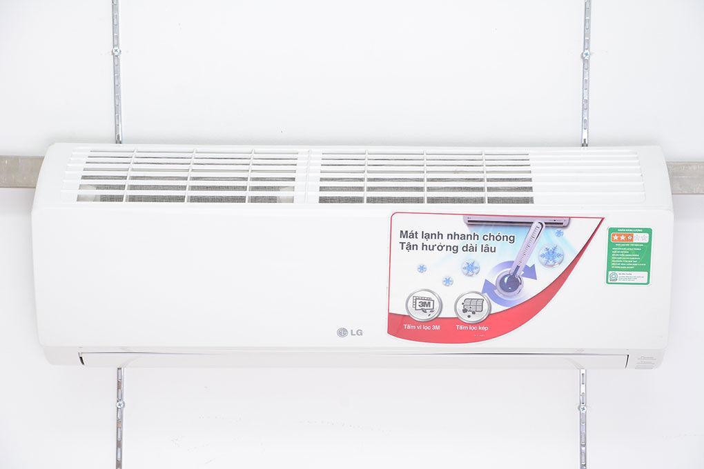 Máy lạnh LG S09ENA, 1.0HP, 1 chiều có thiết kế nhỏ gọn
