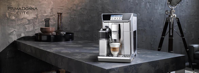 Máy pha cà phê dùng cho văn phòng của DeLongHi