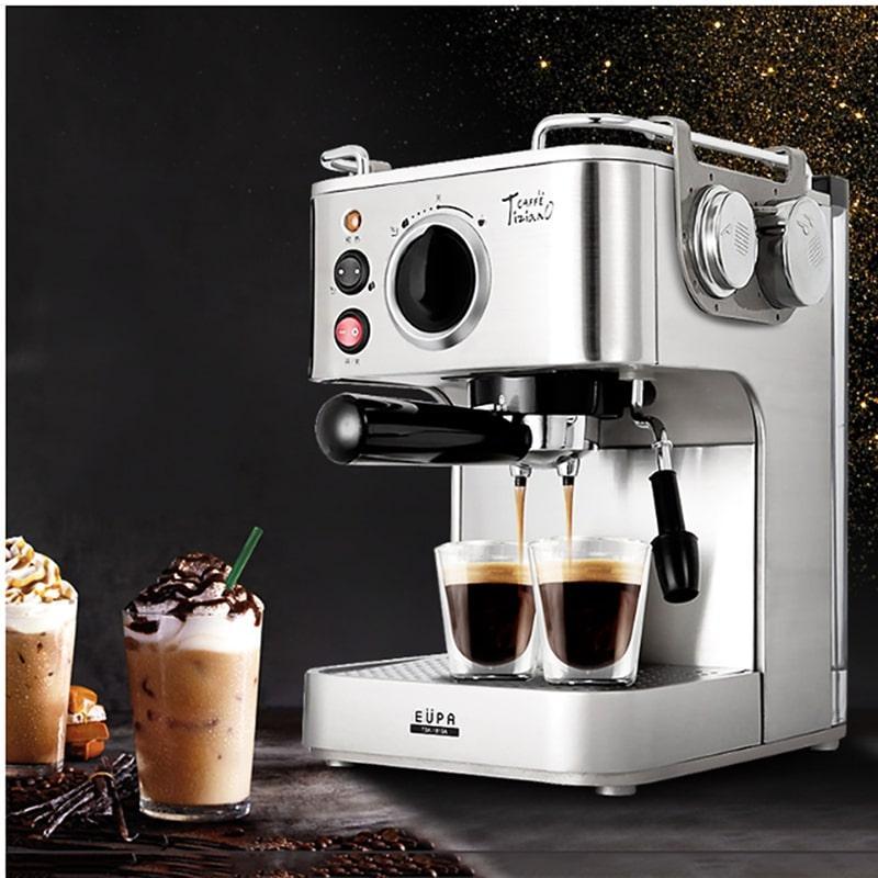 Máy pha cà phê Espresso TSK-1819A hàng nội địa Trung